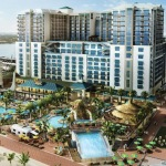 Margaritaville Hollywood Beach Resort Rendering