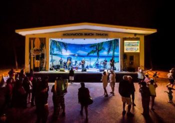 Live Music at the Bandshell, Wednesday – Sunday