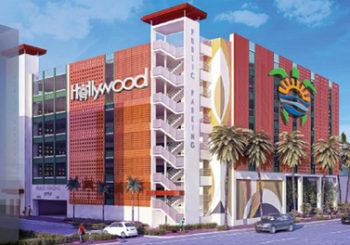Groundbreaking Ceremony for New Parking Garage on Hollywood Beach