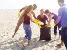 Hollywood Beach Sweep Clean-Up
