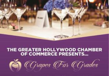 Grapes for Grades at the Diplomat Resort – October 27th