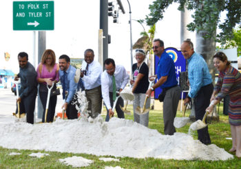A1A Groundbreaking Ceremony