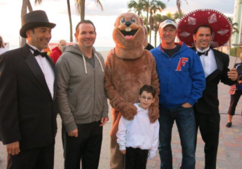 Celebrate 14th Annual Groundhog Day On Hollywood Beach