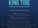 King Tide Viewing & Documentation