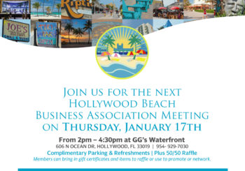 Join us for the next HBBA Meeting Thursday, January 17th at 2pm