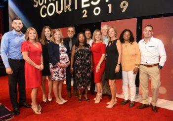 2019 SUNsational Service Award Winners