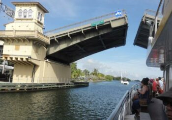 Hollywood Beach Blvd. Bridge intermittent closures.
