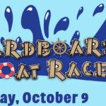 Cardboard Boat Race