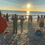 2020 Hollywood Beach Groundhog Day Swim