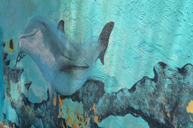 dolphinmural